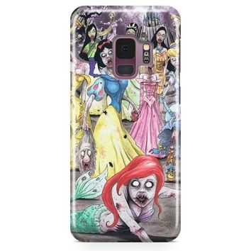 Zombified Princesses Samsung Galaxy S9 Case | Casefantasy