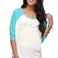 RVCA Big Stamp Raglan T-Shirt at PacSun.com