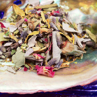 BLESSING SMUDGE MIX Handmade Smudging Blend for Cleansing & Blessing Your Space