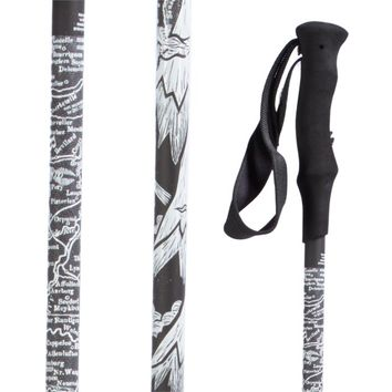 ARMADAAK ADJUSTABLE SKI POLES 2017