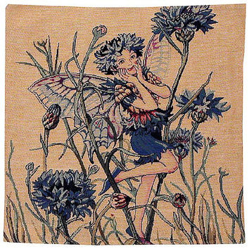 Cornflower Fairy Cicely Mary Barker