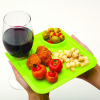 Party Plates - Food & Wine Pairing Plates