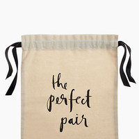the perfect pair shoe bag
