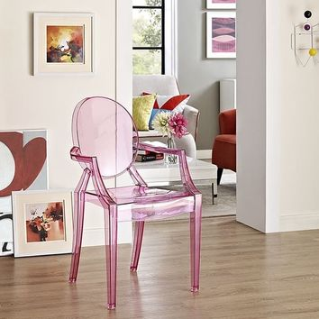 Olivia Classic Pink Dining Chairs | Overstock.com Shopping - The Best Deals on Dining Chairs