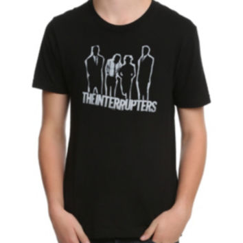 The Interrupters Silhouette Logo T-Shirt