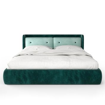 Nordic Art Soft Full Bed
