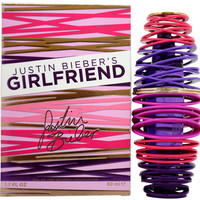 women justin bieber justin bieber girlfriend edp spray