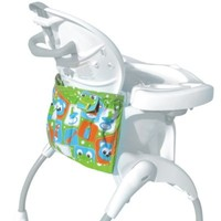 The Highchair Organizer® in Frog