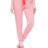 Sleepy Heart Jacquard Leggings by Juicy Couture,