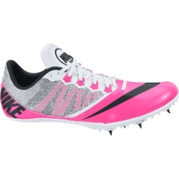 15eb0166bb4e Nike Women's Zoom Rival S 7 Track and Field Shoes - Pink/White/Black |  DICK'S Sporting