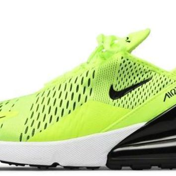 BC QIYIF Nike Air Max 270 Volt Yellow