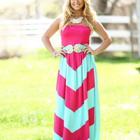 Picnic Prancing Maxi Dress