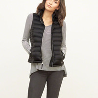 A&F Down Series Lightweight Puffer Vest