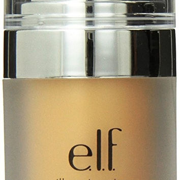 e.l.f. Studio  Illuminating Face Primer, 0.49 Ounce