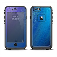 The Pastel Blue Surface Apple iPhone 6 LifeProof Fre Case Skin Set