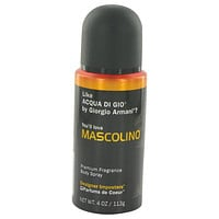 Designer Imposters Mascolino Body Spray By Parfums De Coeur For Men