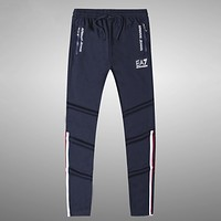 Boys & Men Emporio Armani Casual Pants Trousers