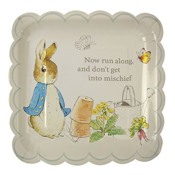 Peter Rabbit Large Plate