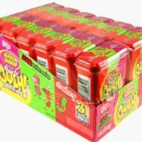 Hubba Bubba Ouch! Bubble Gum 12 Tins