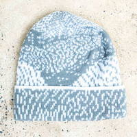 Verloop Sonar Merino Wool Hat White Noise