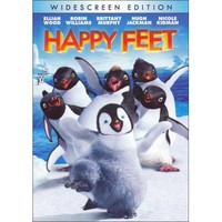 Happy Feet (DVD) (Enhanced Widescreen for 16x9 TV) (Eng/Fre/Spa) 2006