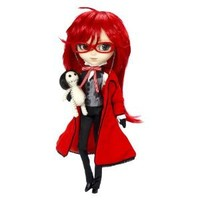 Pullip / Black Butler Grell (31 cm Fashion Doll) [JAPAN] by Jun Planning