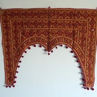 Indian Wall Hanging, Wall Tapestry, Wall Decor