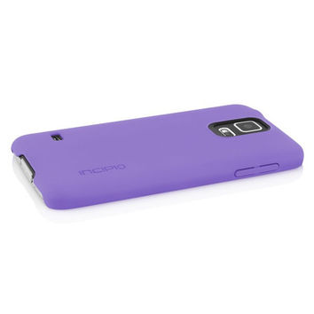 The Purple feather® Ultra-Thin Snap-On Case for Samsung Galaxy S5