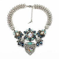 Beau Monde Statement Necklace