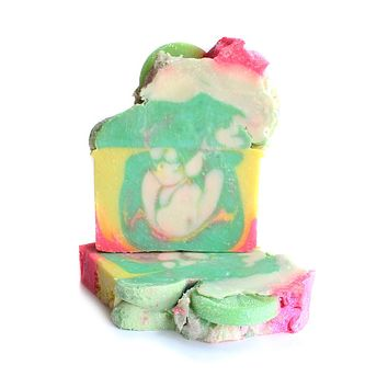 Keylime Soap Bar