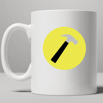 Captain Hammer Mug, Tea Mug, Coffee Mug