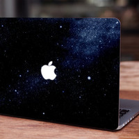 Galaxy space stars universe celestial Nebula MacBook skin decal laptop sticker vinyl decal MacBook cover