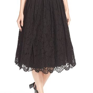 Women's Ted Baker London 'Izabel' Ballerina Skirt,