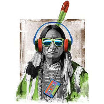 NATIVE BEATS american indians t-shirt tee shirts T-SHIRTS tee shirt indian homeland