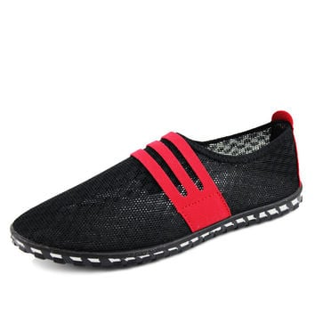 Hot Sale Hot Deal Stylish Comfort On Sale Shoes Summer Casual Men's Shoes Permeable Sneakers [6542344515]