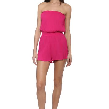Darah Dahl Easy Breezy Tube Romper