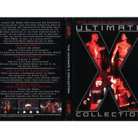 Official TNA Impact Wrestling - The Ultimate X Collection DVD (Pre-Owned)