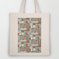 RESIDE Tote Bag by Sharon Turner | Society6