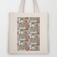 RESIDE Tote Bag by Sharon Turner   Society6
