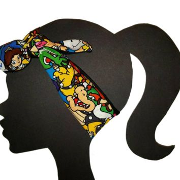 Super Mario Brothers Headband