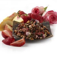 Strawberry Blush/Peach Tranquility Tea Blend at Teavana | Teavana