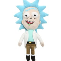Funko Rick And Morty Galactic Plushies Happy Rick Collectible Plush