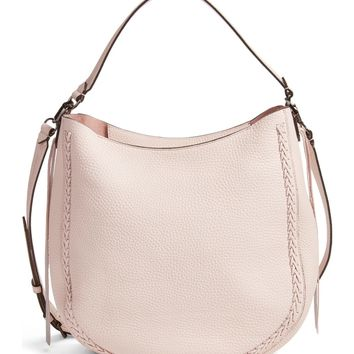 Rebecca Minkoff Unlined Convertible Whipstitch Hobo (Nordstrom Exclusive) | Nordstrom