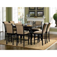 Augustus Empire 9-piece Dining Set | Overstock.com Shopping - The Best Deals on Dining Sets