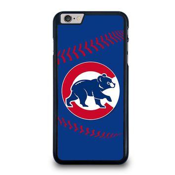 CHICAGO CUBS BASEBALL LOGO iPhone 6 / 6S Plus Case Cover