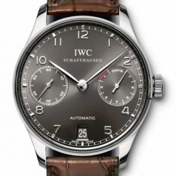 IWC - Portuguese Automatic - White Gold