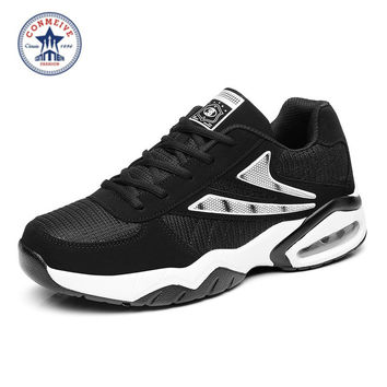 New Arrival Running Shoes for Men Male Athletic Breathable Women Sneakers Zapatillas Sport Lace-up Medium(b,m) Low Free Light