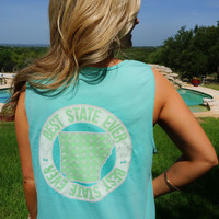 Best State Ever - Arkansas - Tank