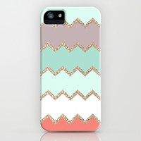 AVALON CORAL iPhone & iPod Case by Monika Strigel