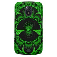 Beautiful Vibrant Green Fractal Themed Merchandise